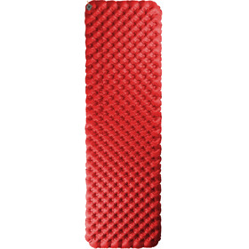 Sea to Summit Comfort Plus Insulated Mat Regular Rectangular red